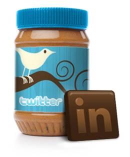 Linkedin & twitter